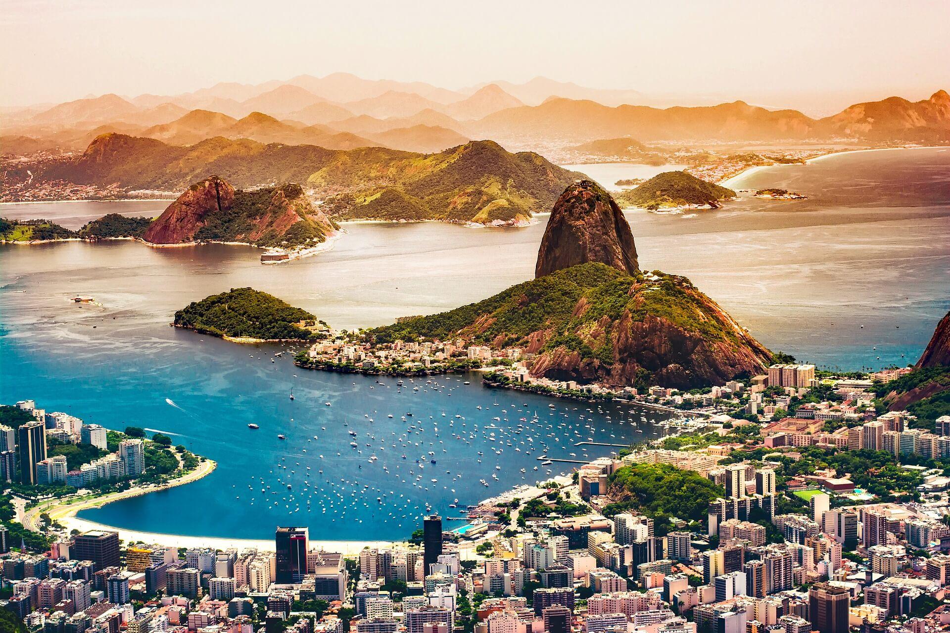 Urlaubsziel Brasilien
